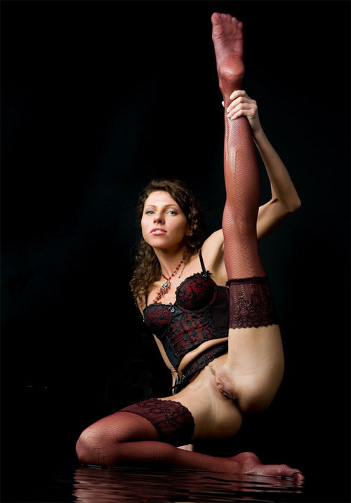 Captivating flexible stripper