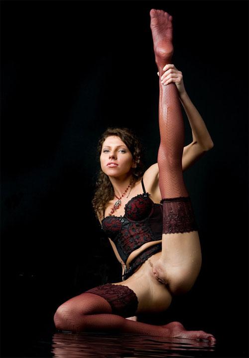 Captivating flexible stripper